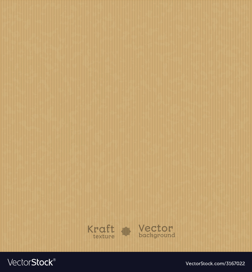 Realistic kraft texture vector | Price: 1 Credit (USD $1)