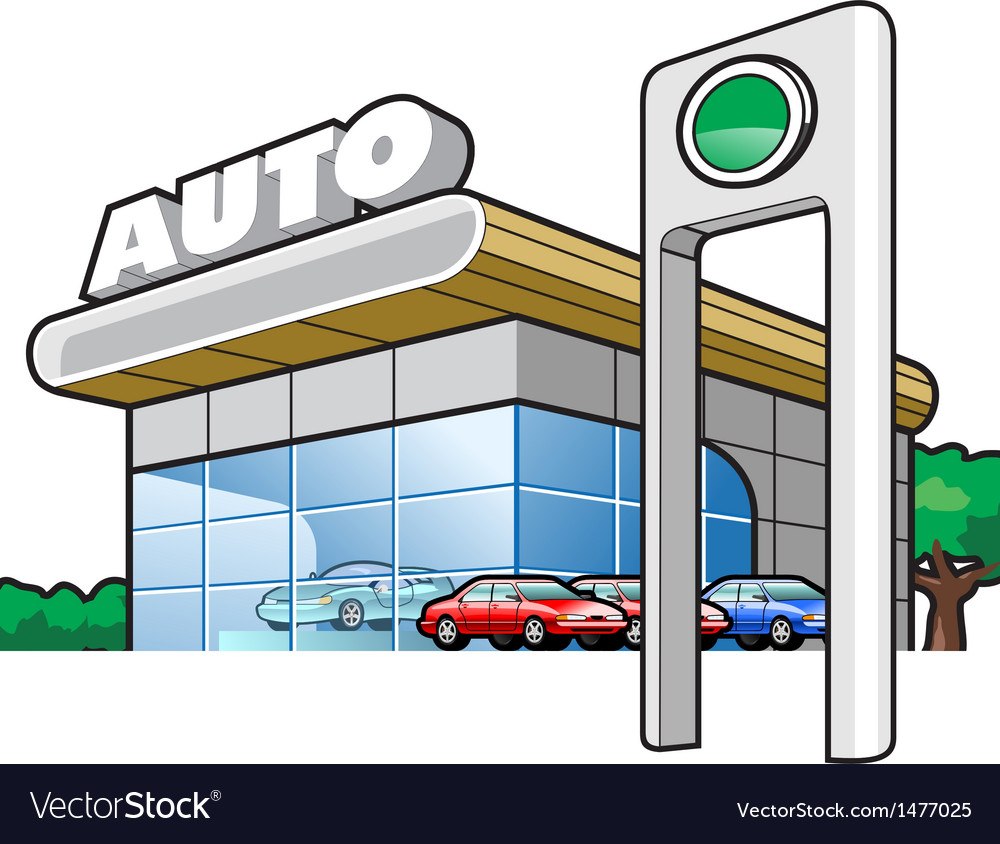 Motor car industry vector | Price: 1 Credit (USD $1)