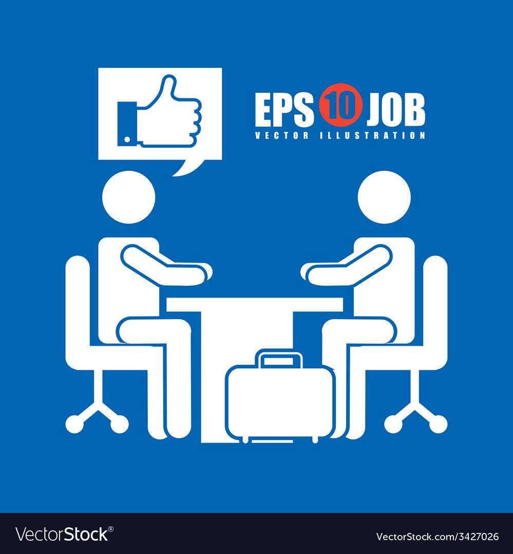 Jobs design vector   Price: 1 Credit (USD $1)