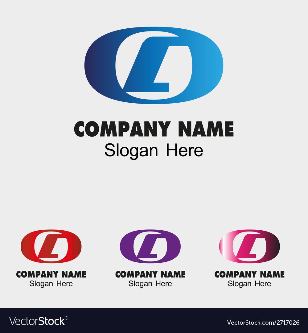 Letter c logo company letter c icon vector | Price: 1 Credit (USD $1)