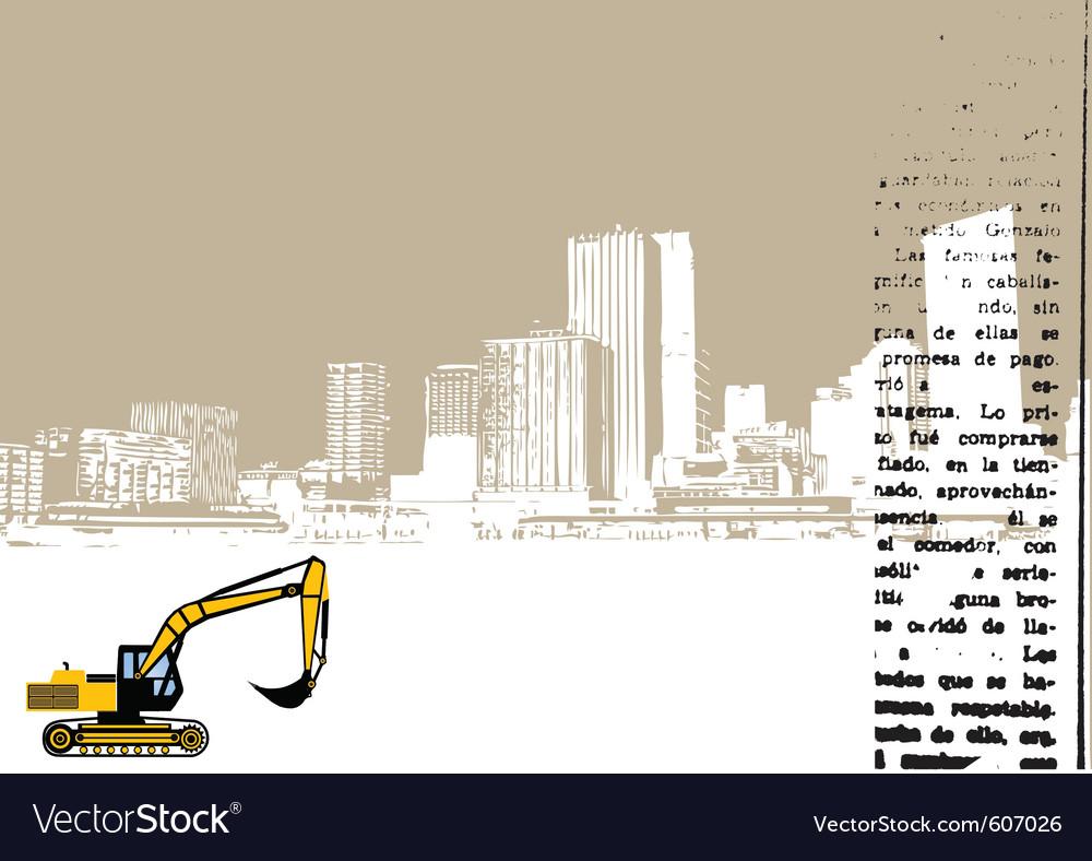 Under construction vector | Price: 1 Credit (USD $1)