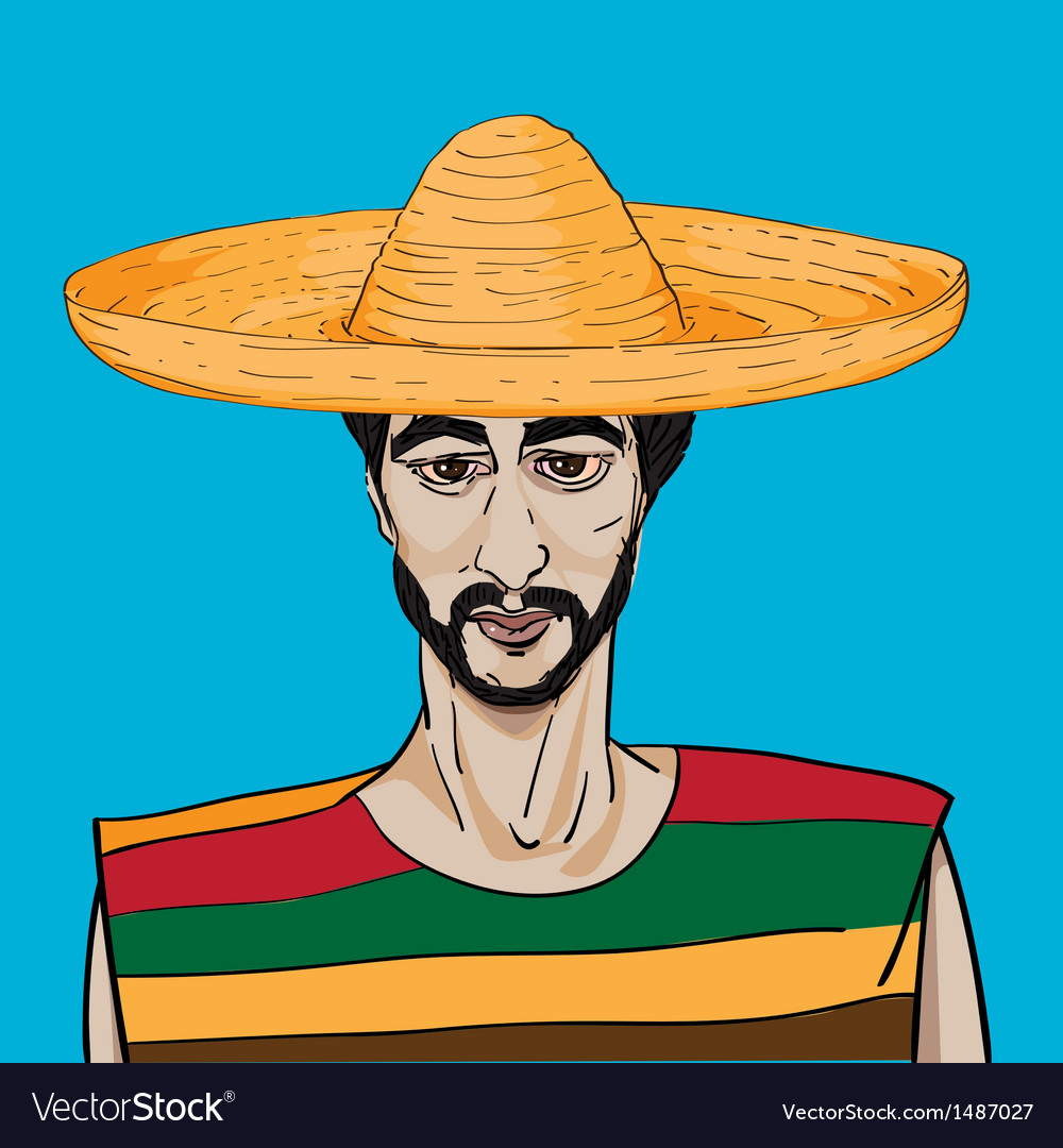 Mexican vector | Price: 1 Credit (USD $1)