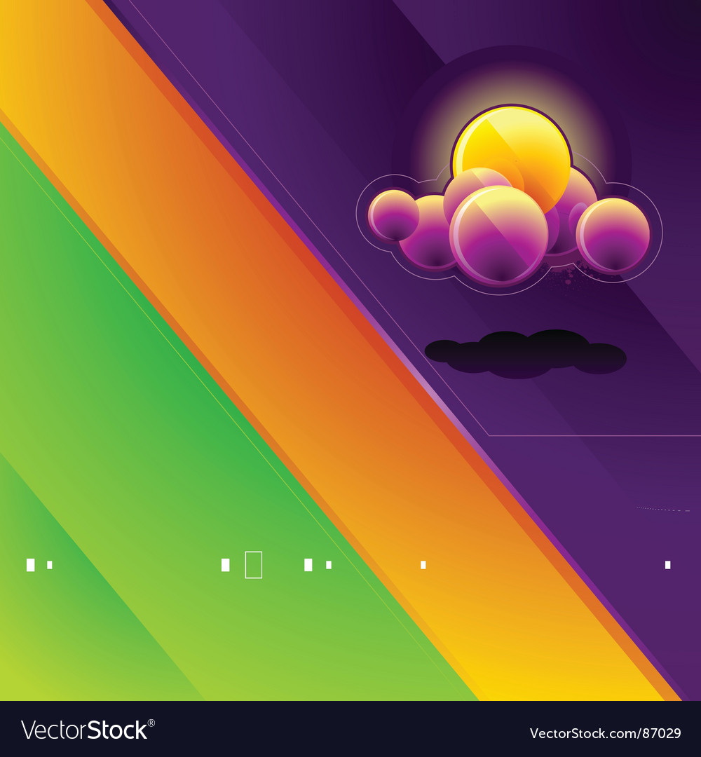 High tech nature background vector   Price: 1 Credit (USD $1)