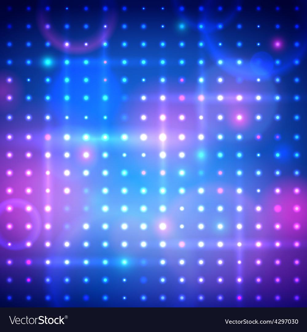 Disco lights vector | Price: 1 Credit (USD $1)