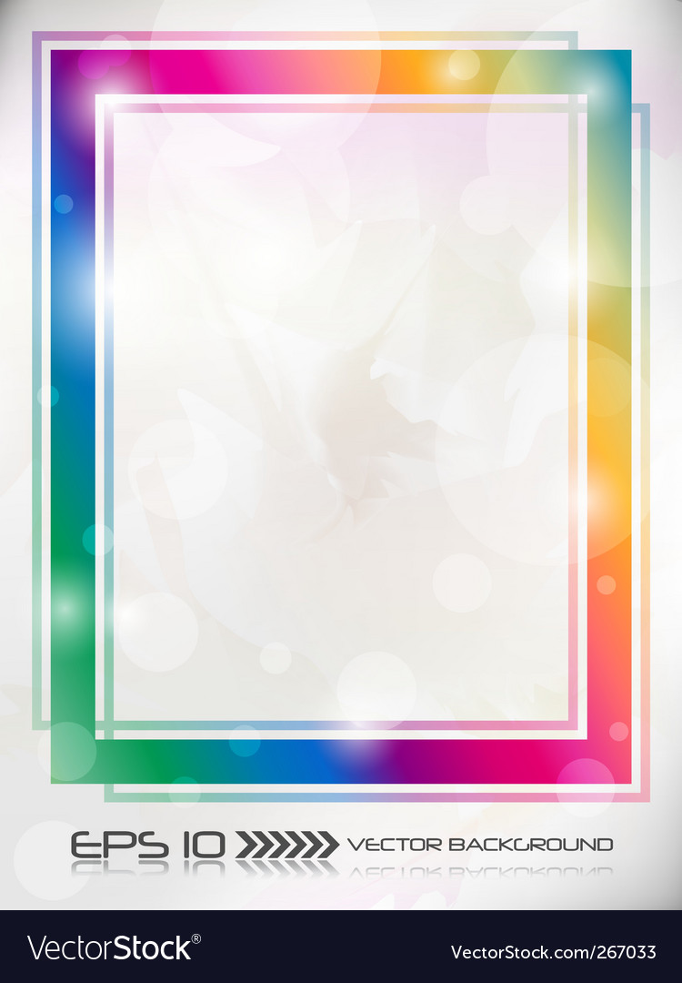 Abstract colorful backg vector | Price: 1 Credit (USD $1)