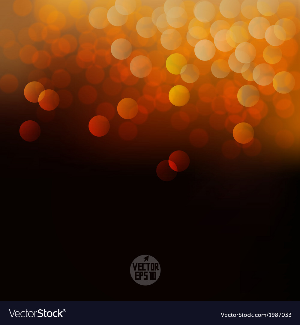 Bokeh celebrate background eps10 vector | Price: 1 Credit (USD $1)