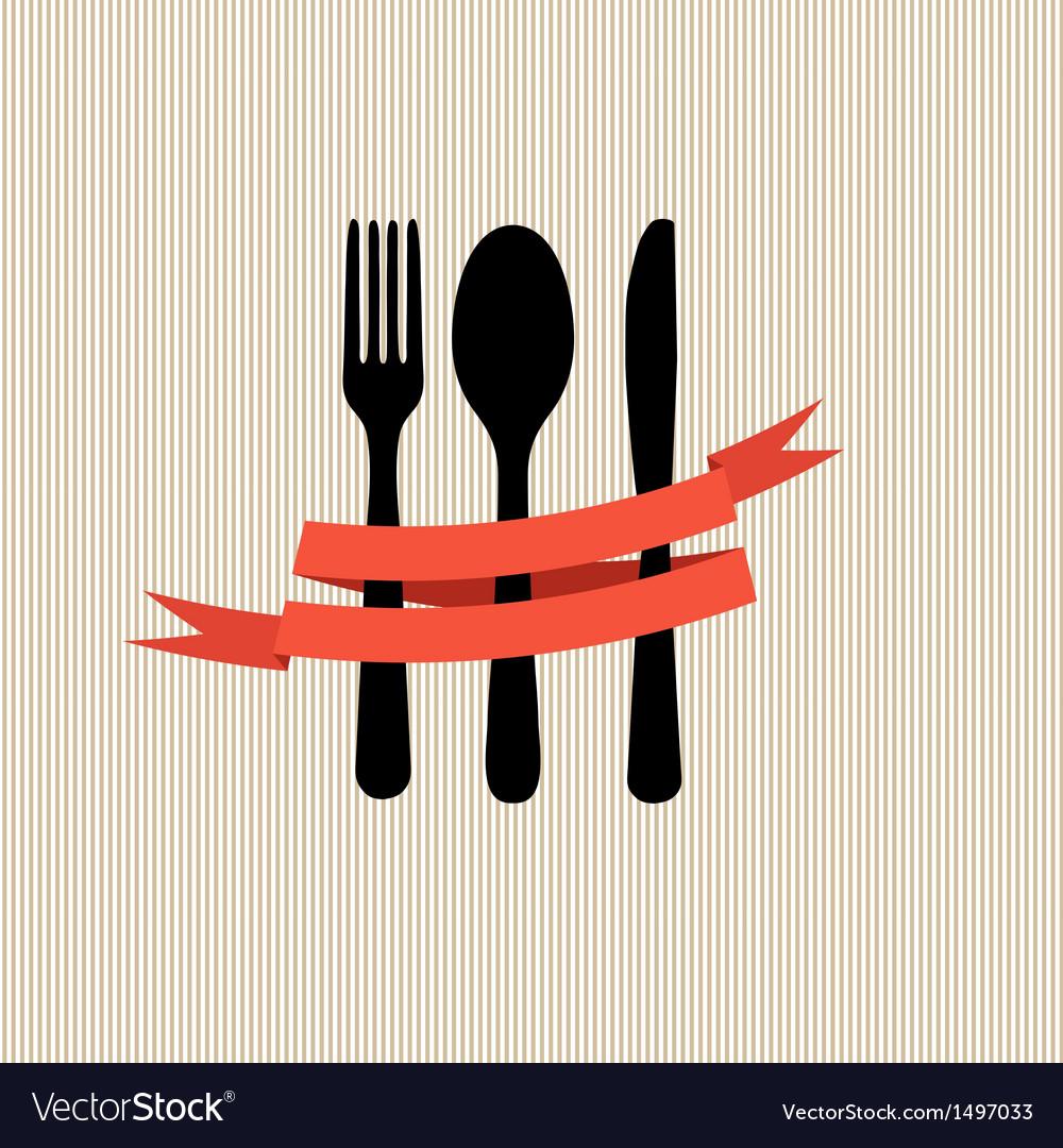 Restaurant menu template in retro style vector   Price: 1 Credit (USD $1)
