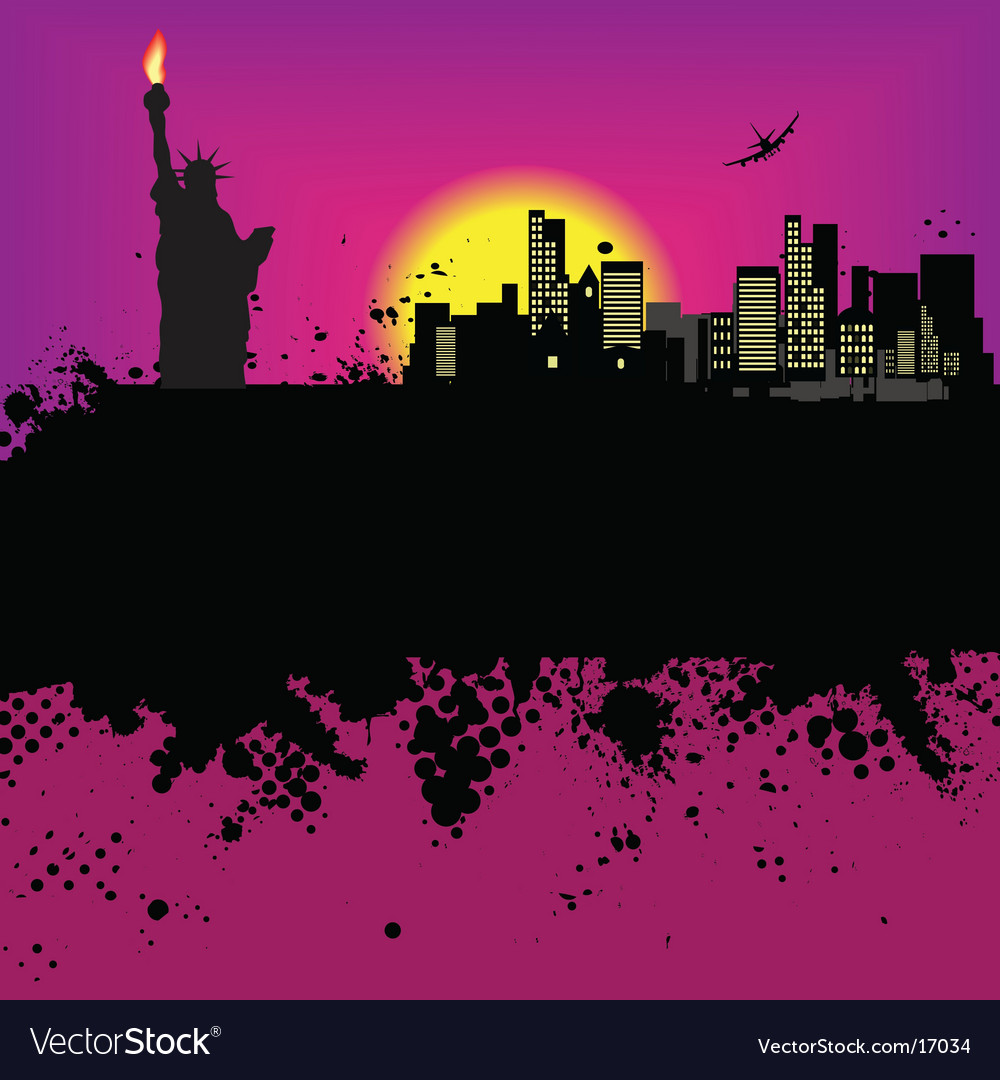 New york city design vector | Price: 1 Credit (USD $1)