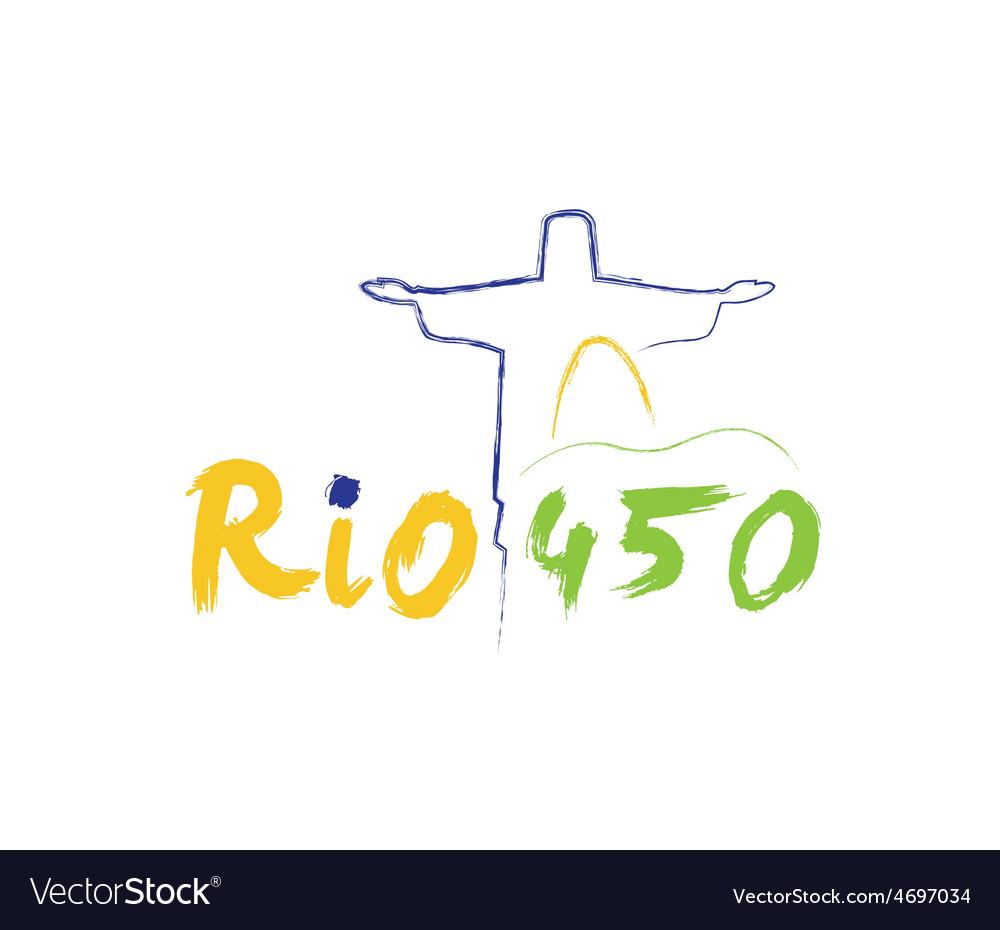 Rio de janeiro vector   Price: 1 Credit (USD $1)