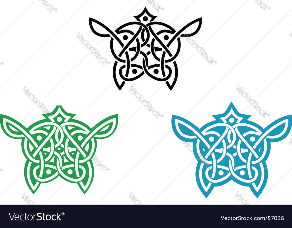Celtic ornament vector | Price: 1 Credit (USD $1)