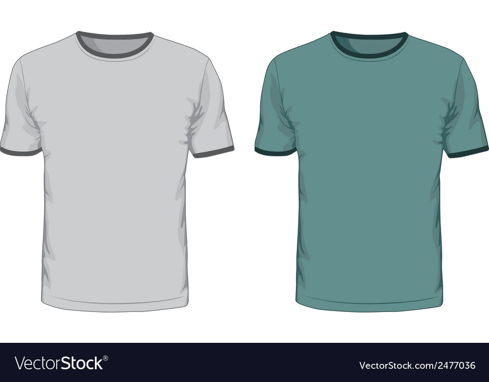 Mens t shirts design template vector | Price: 1 Credit (USD $1)