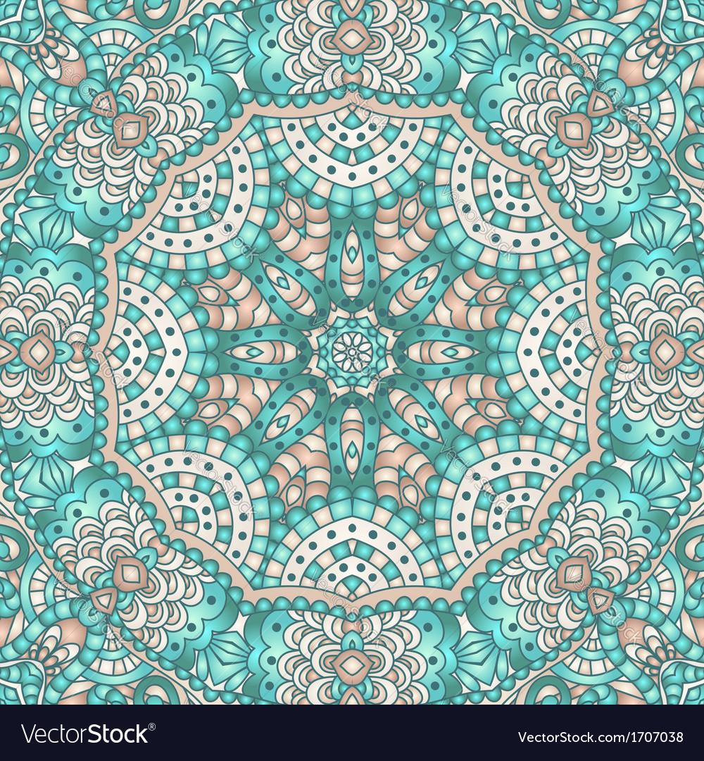 Circle decorative ornamental vector | Price: 1 Credit (USD $1)