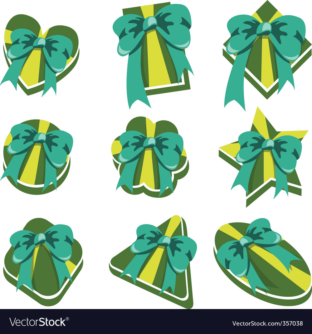 Present box's vector | Price: 1 Credit (USD $1)