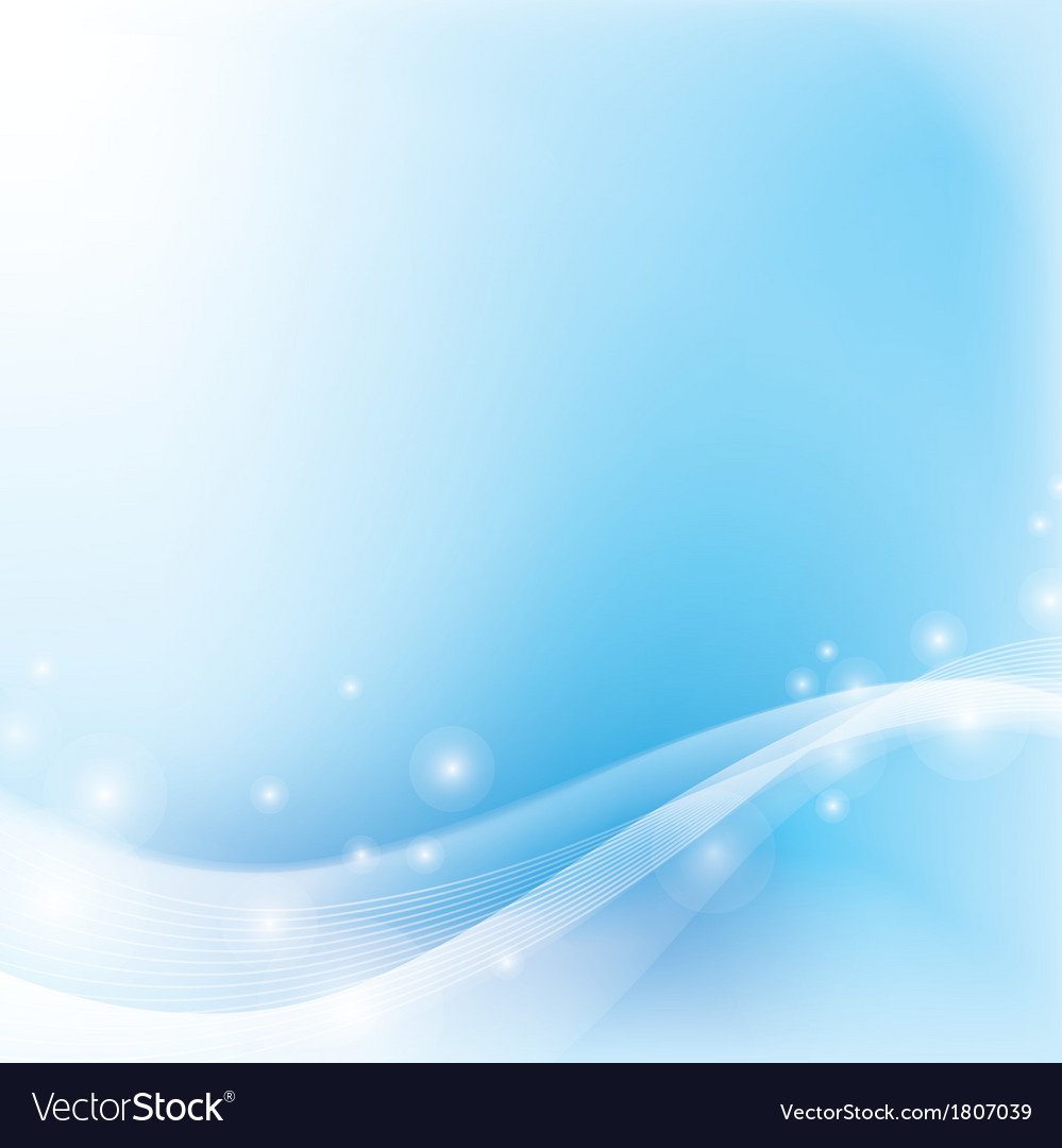 Abstract light soft blue background vector | Price: 1 Credit (USD $1)