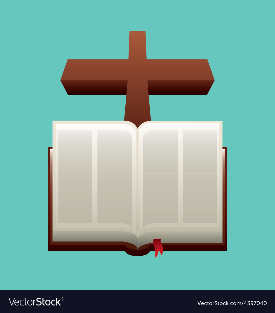 Catholic religion vector | Price: 1 Credit (USD $1)