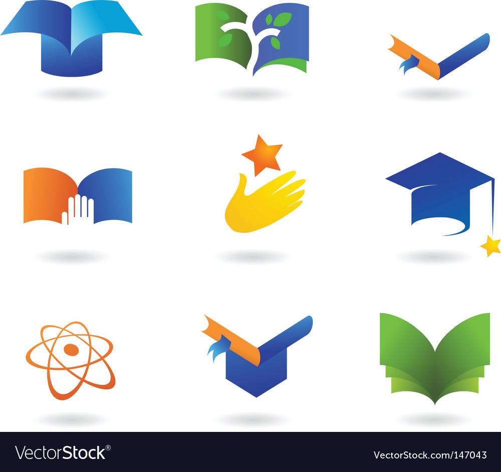 Science and education icon vector   Price: 1 Credit (USD $1)