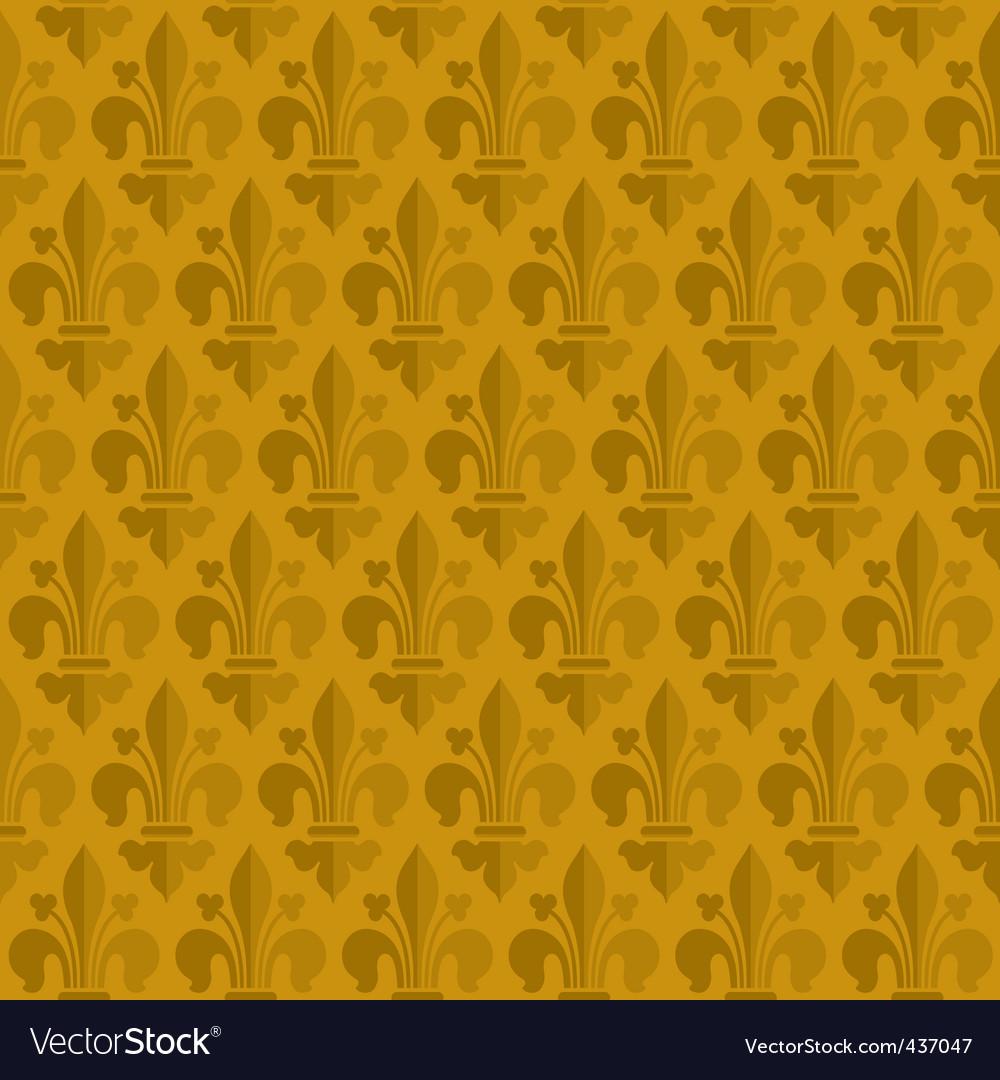 Fleur-de-lis vector | Price: 1 Credit (USD $1)