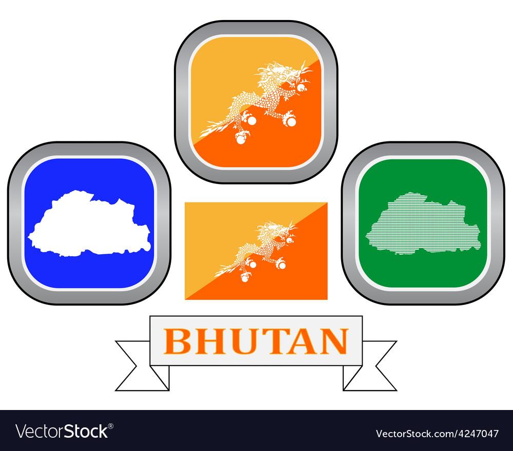 Symbol of bhutan vector | Price: 1 Credit (USD $1)