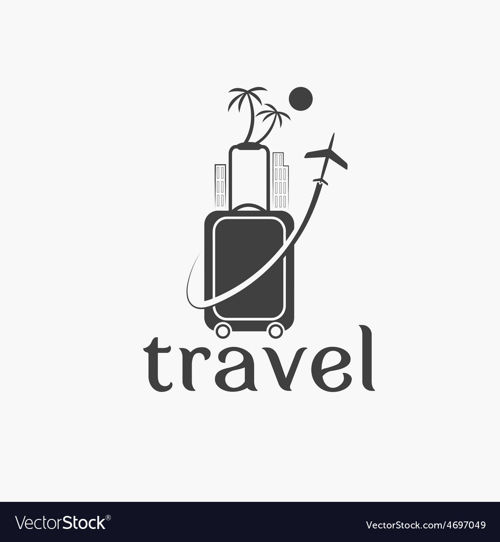 Travel template vector | Price: 1 Credit (USD $1)