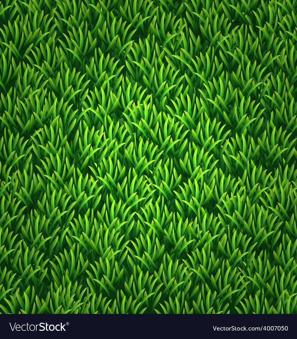 Green grass texture floral nature spring vector | Price: 1 Credit (USD $1)
