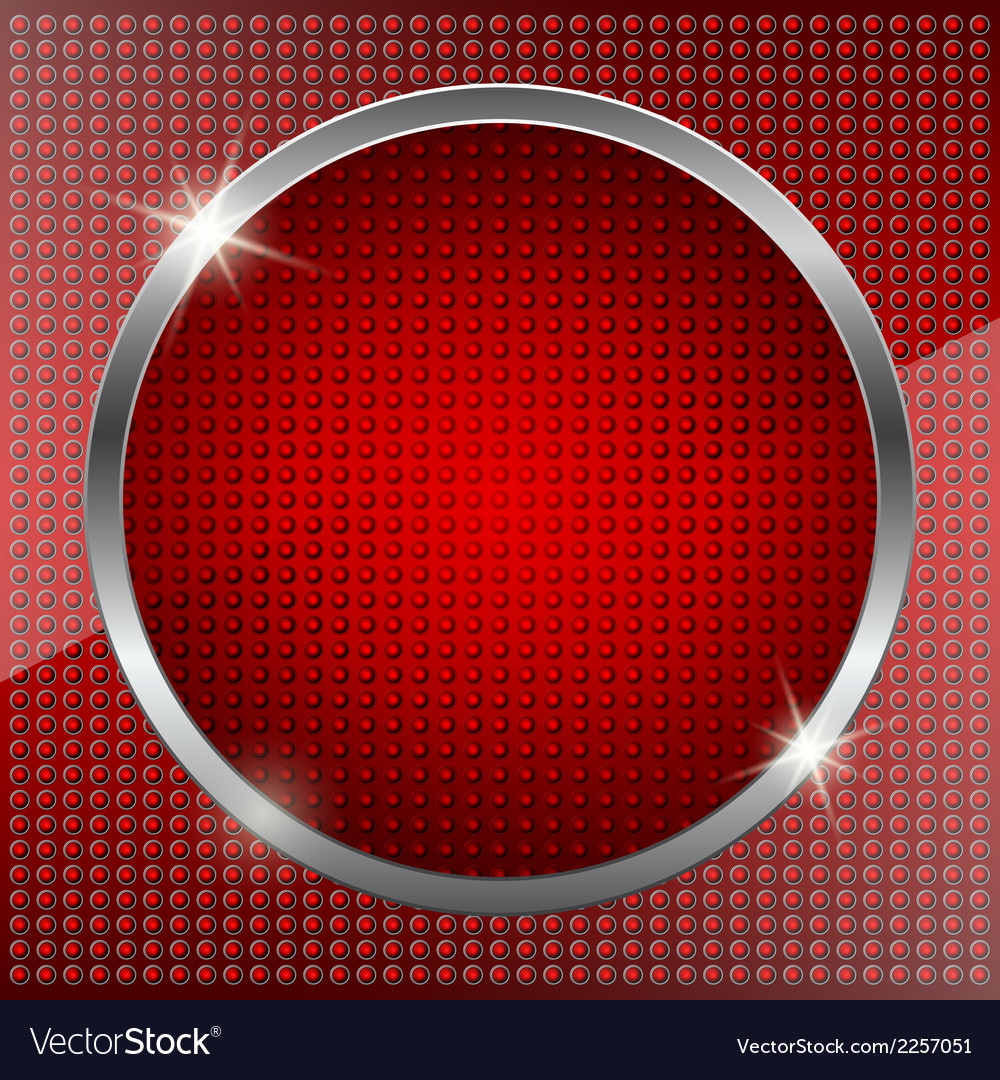 Red fluorescent background vector | Price: 1 Credit (USD $1)