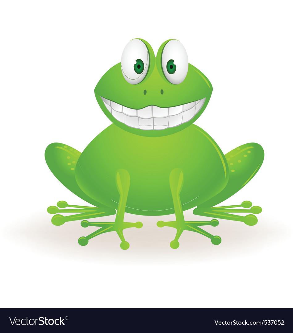 Frog cartoon vector   Price: 1 Credit (USD $1)