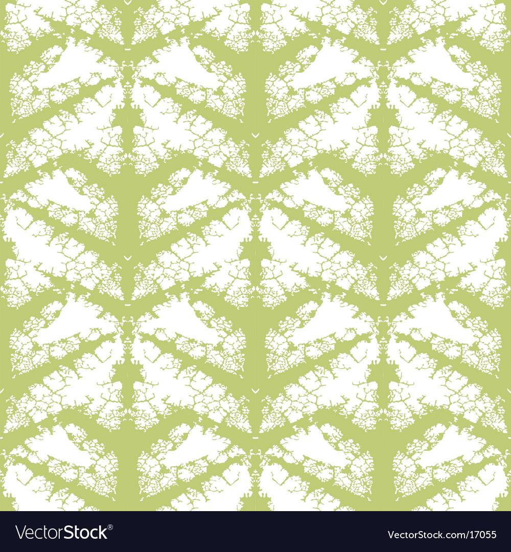 Leaf grunge wallpaper vector | Price: 1 Credit (USD $1)