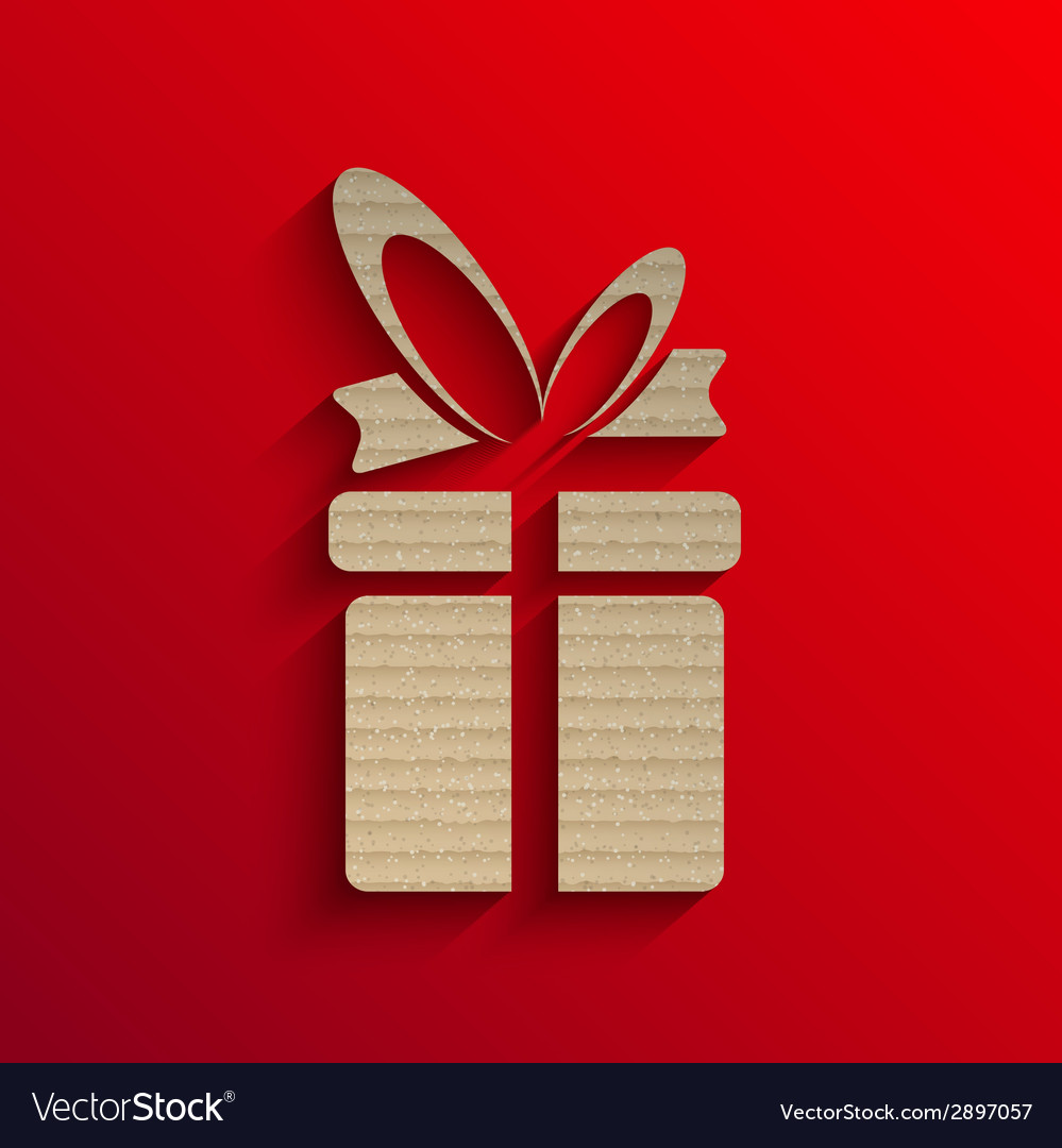 Gift background 2015 new year vector | Price: 1 Credit (USD $1)