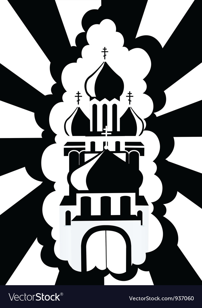 The orthodox church vector | Price: 1 Credit (USD $1)