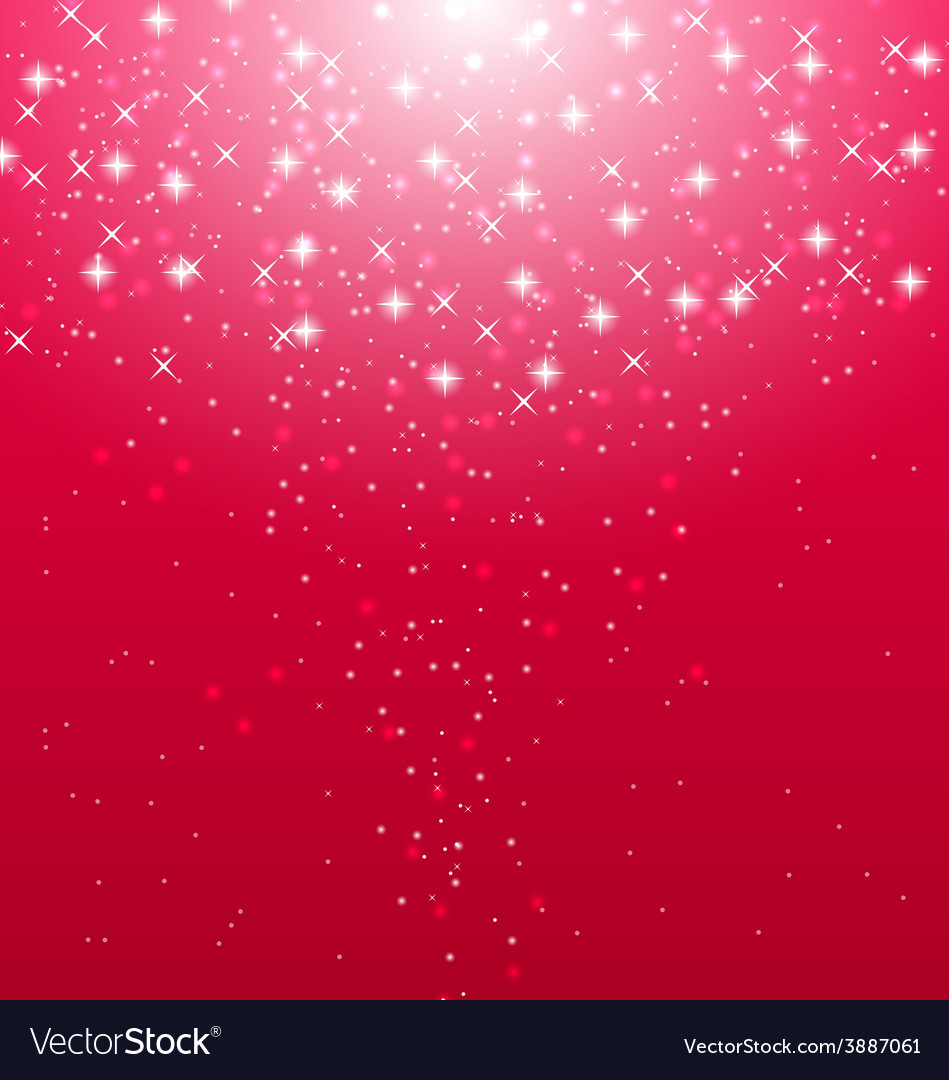 Abstract pink illuminated background with shiny vector | Price: 1 Credit (USD $1)