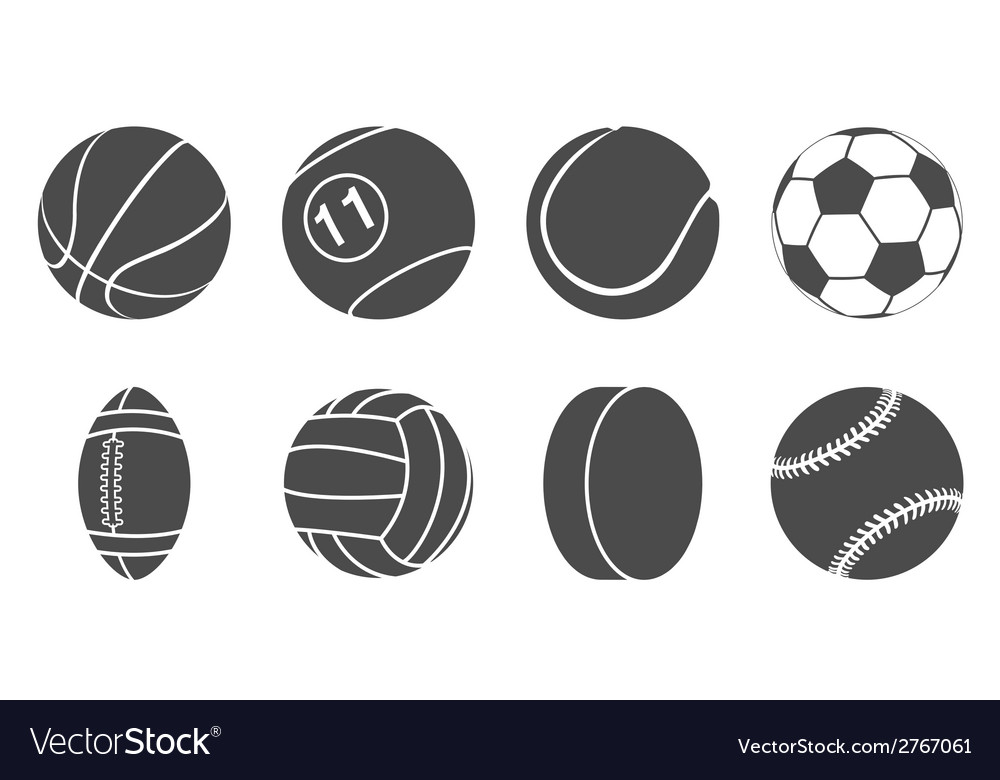 Sport items icons vector | Price: 1 Credit (USD $1)