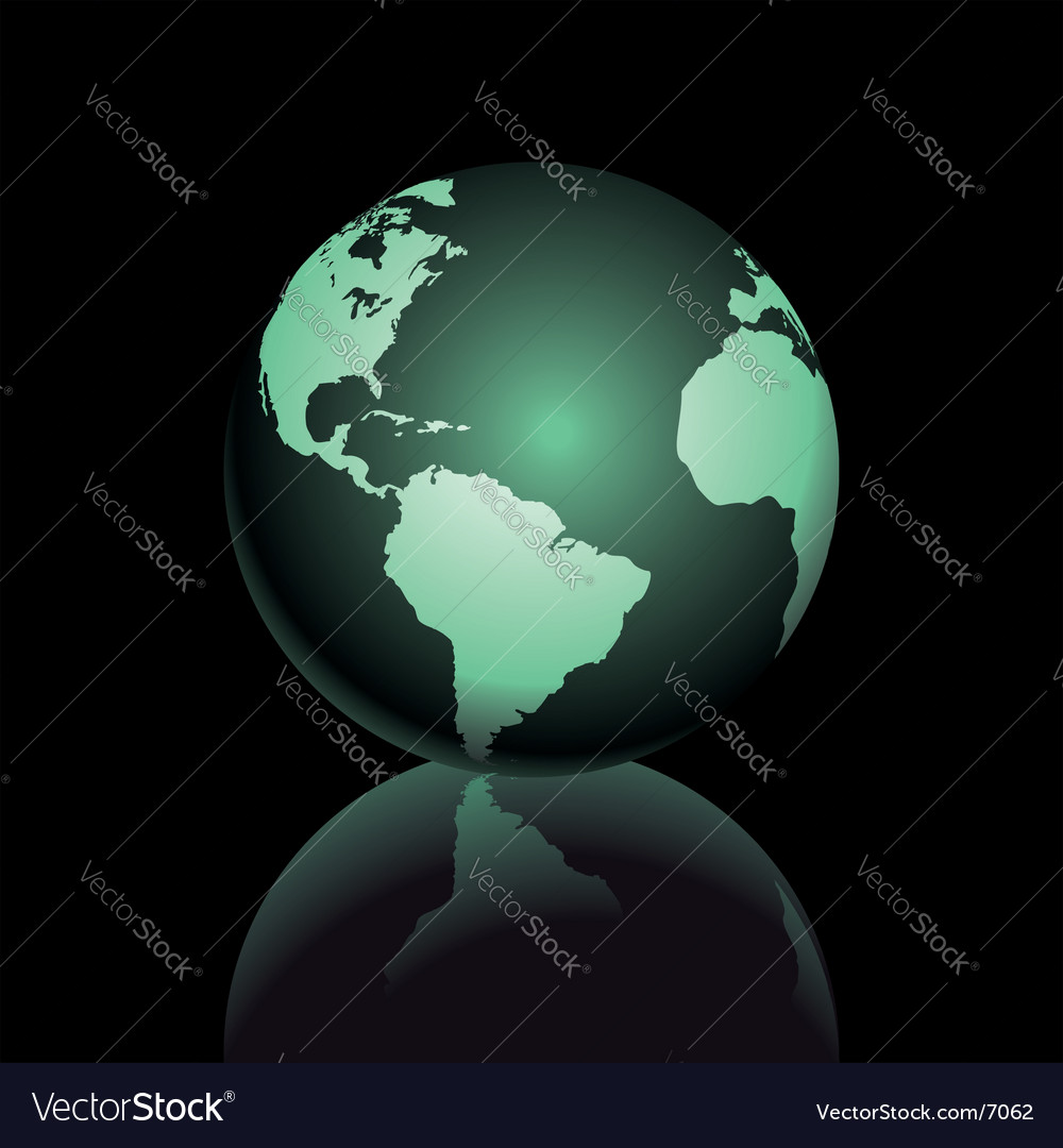 Earth graphic vector | Price: 1 Credit (USD $1)