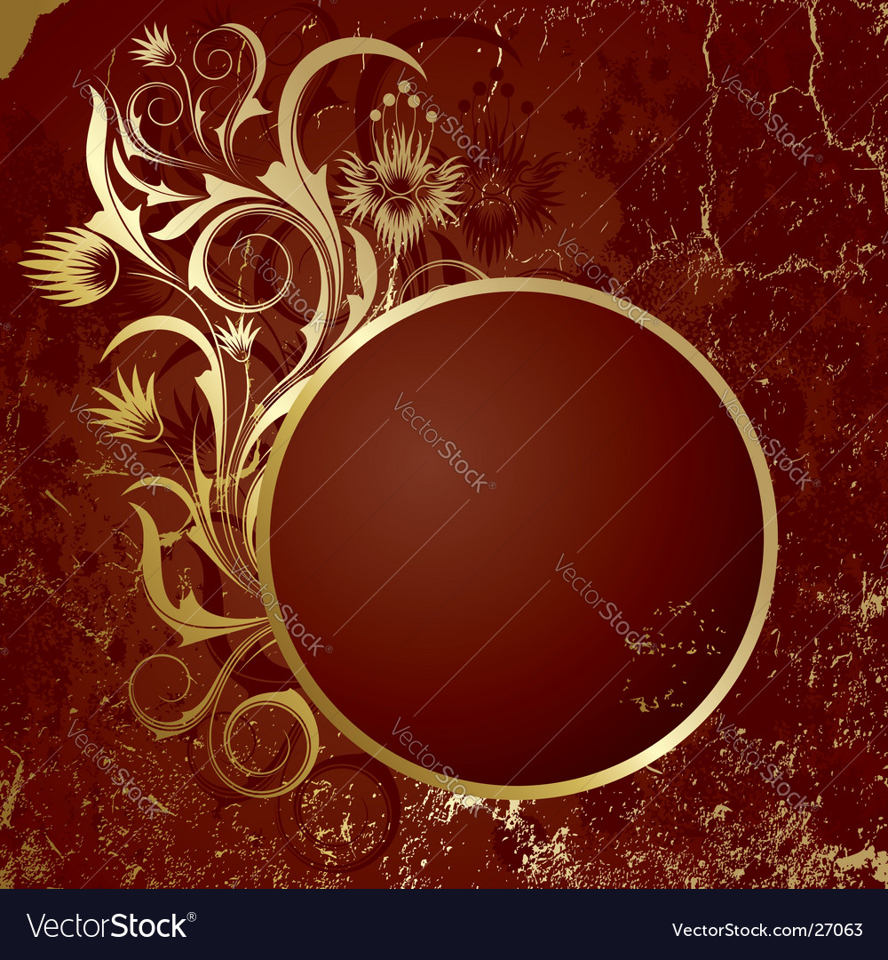 Background with frame vector | Price: 1 Credit (USD $1)