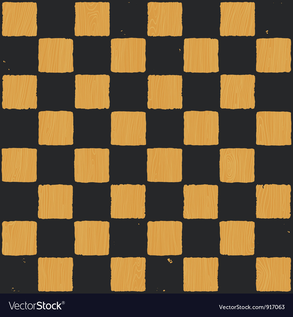 Vintage chess board background vector | Price: 1 Credit (USD $1)