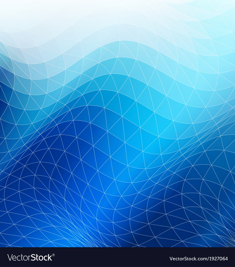 Blue geometric abstract background vector | Price: 1 Credit (USD $1)