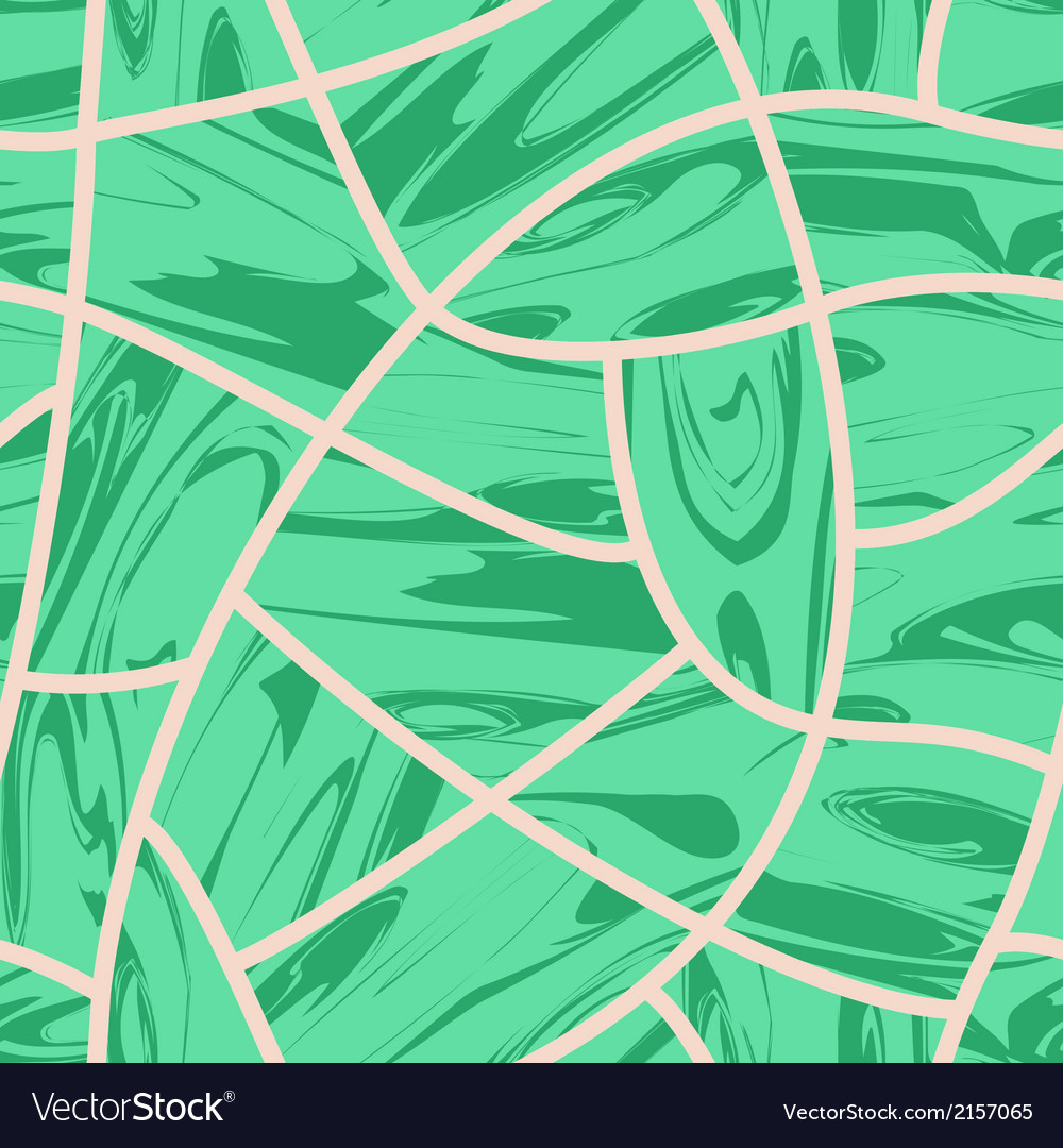 Malachite cobblestone seamless background vector | Price: 1 Credit (USD $1)