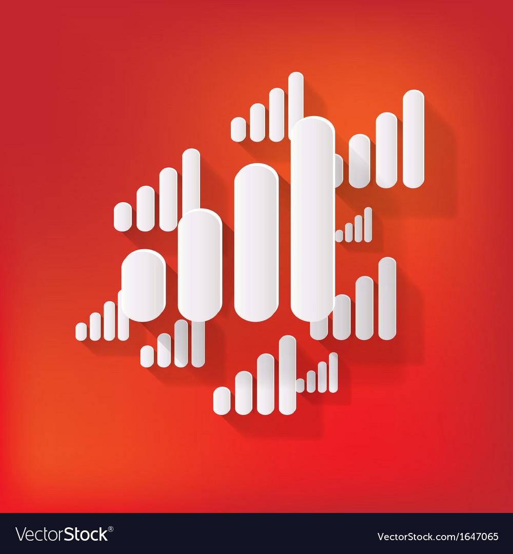 Portfolio web icon vector | Price: 1 Credit (USD $1)