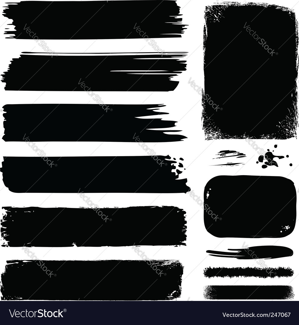 Banners and frames vector | Price: 1 Credit (USD $1)