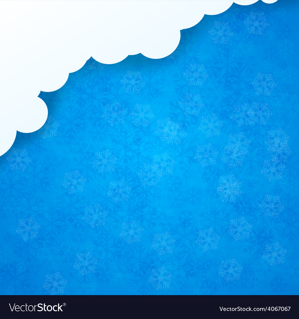 Christmas background with copyspace vector | Price: 1 Credit (USD $1)