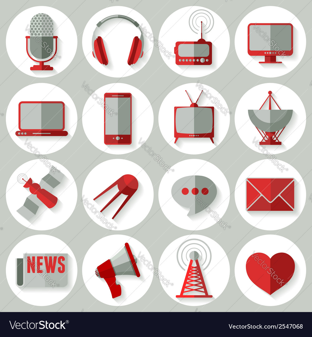 Communications vector | Price: 1 Credit (USD $1)