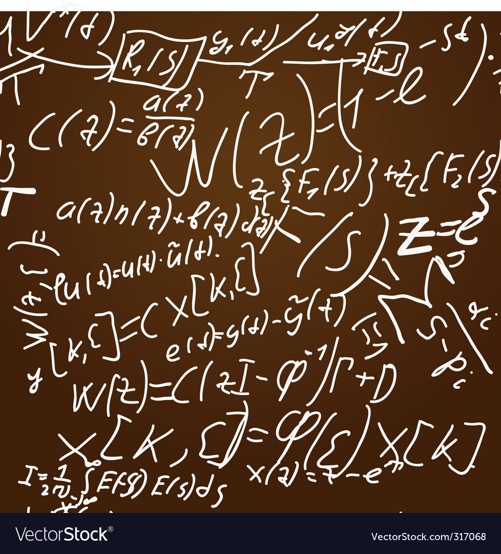 Math background vector | Price: 1 Credit (USD $1)
