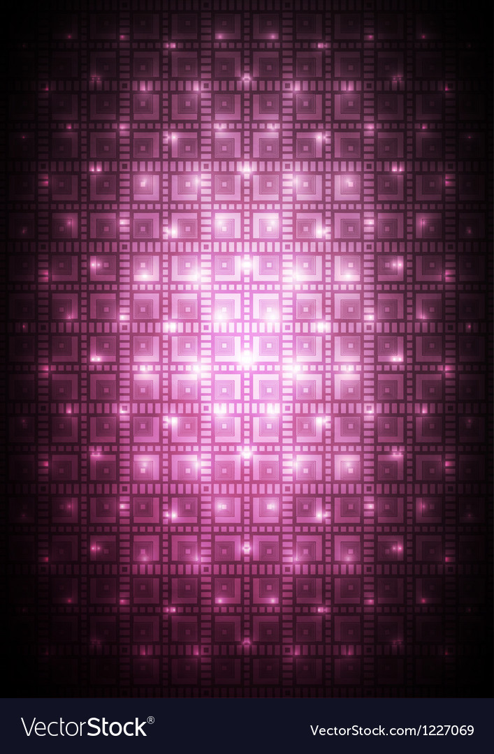 Digital pink background vector | Price: 1 Credit (USD $1)