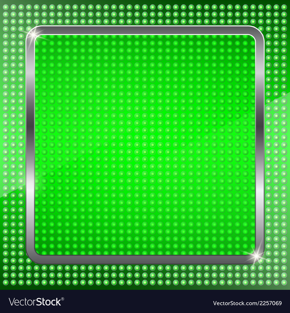 Green fluorescent background vector | Price: 1 Credit (USD $1)
