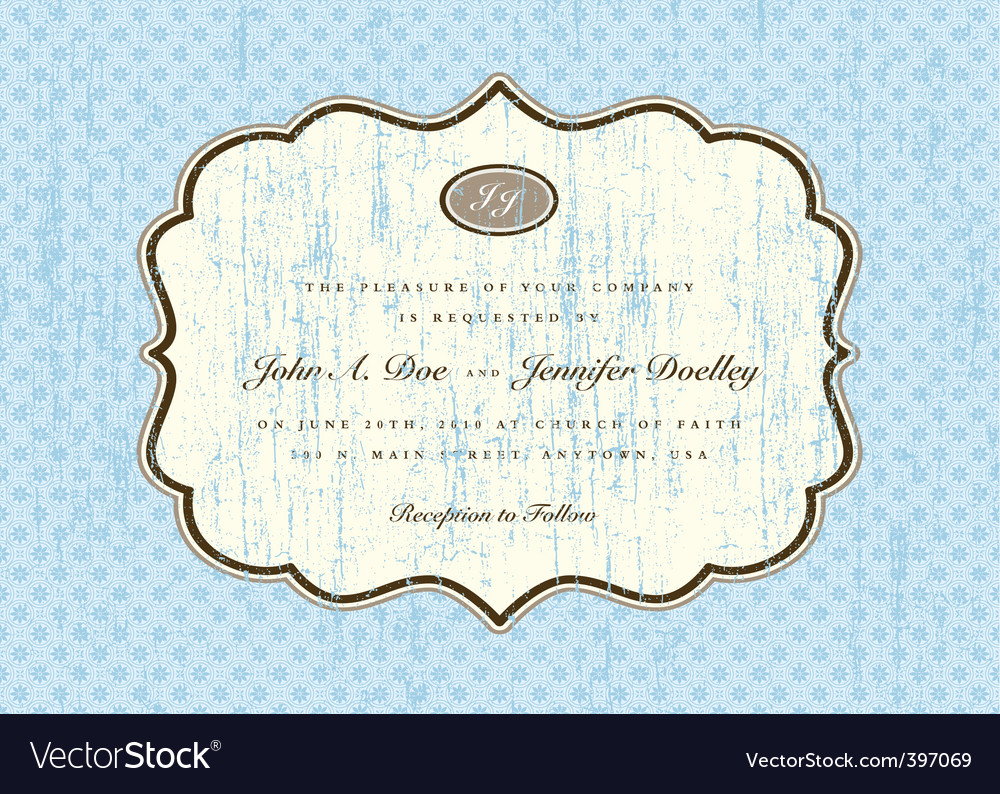 Vintage placard vector | Price: 1 Credit (USD $1)