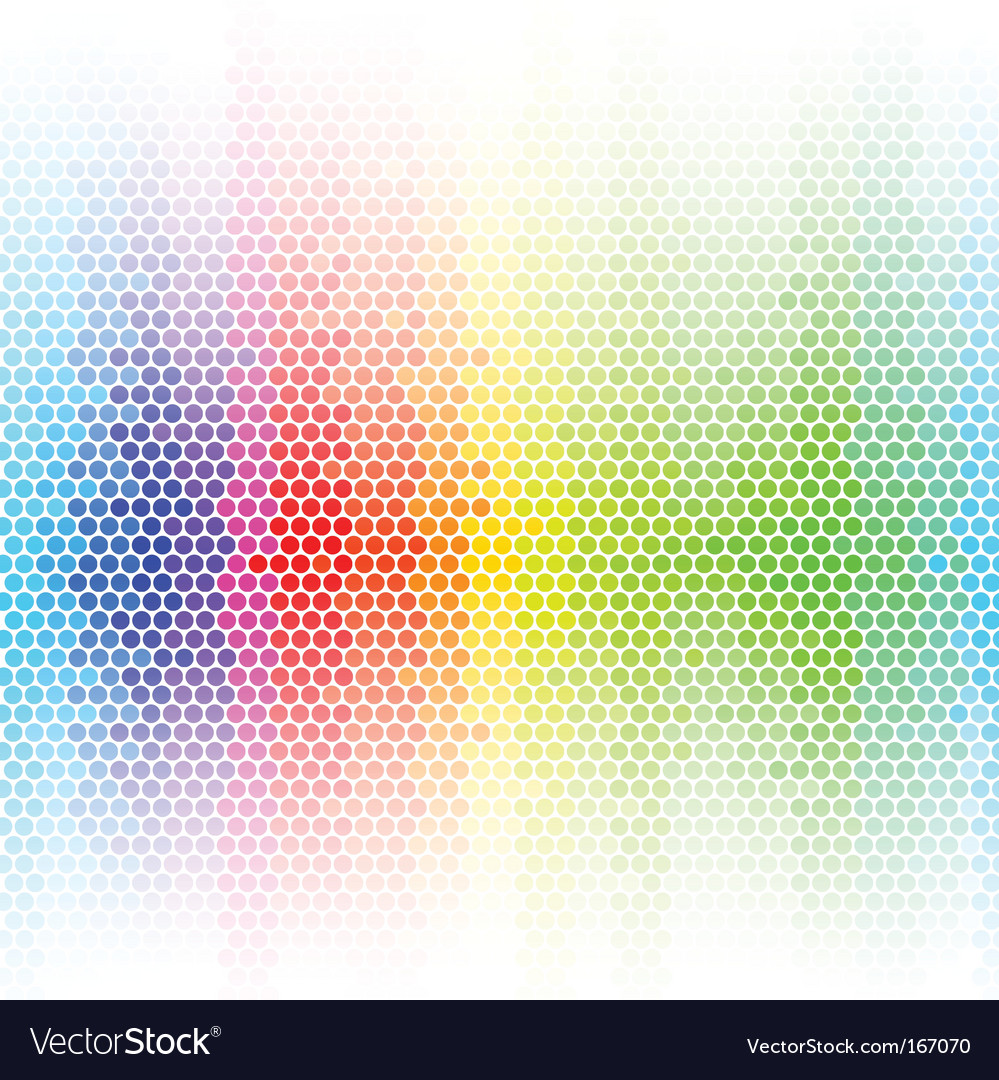 Abstract background rainbow vector | Price: 1 Credit (USD $1)
