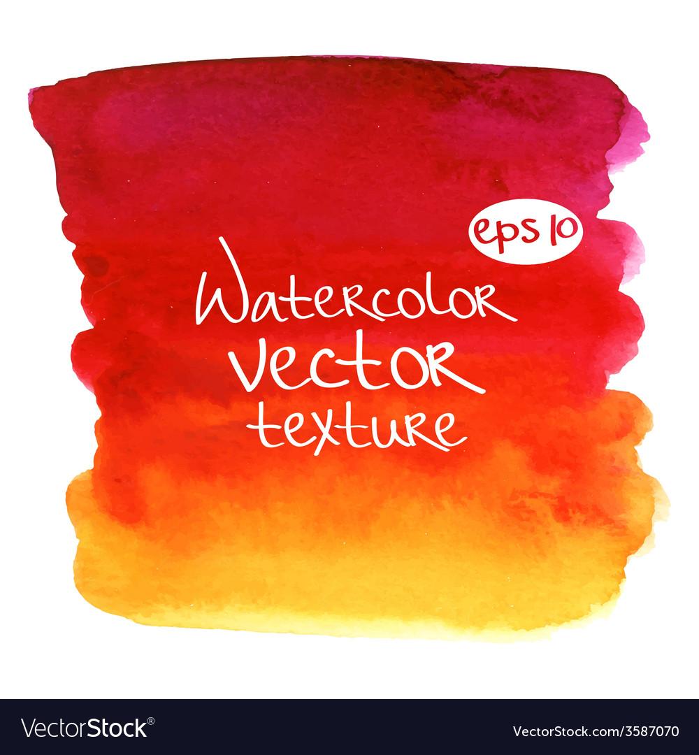 Watercolor texture vector | Price: 1 Credit (USD $1)