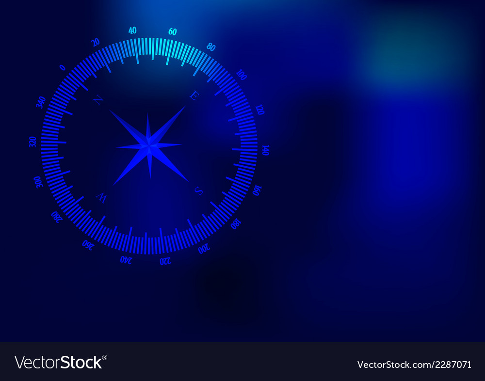 Background compass vector | Price: 1 Credit (USD $1)