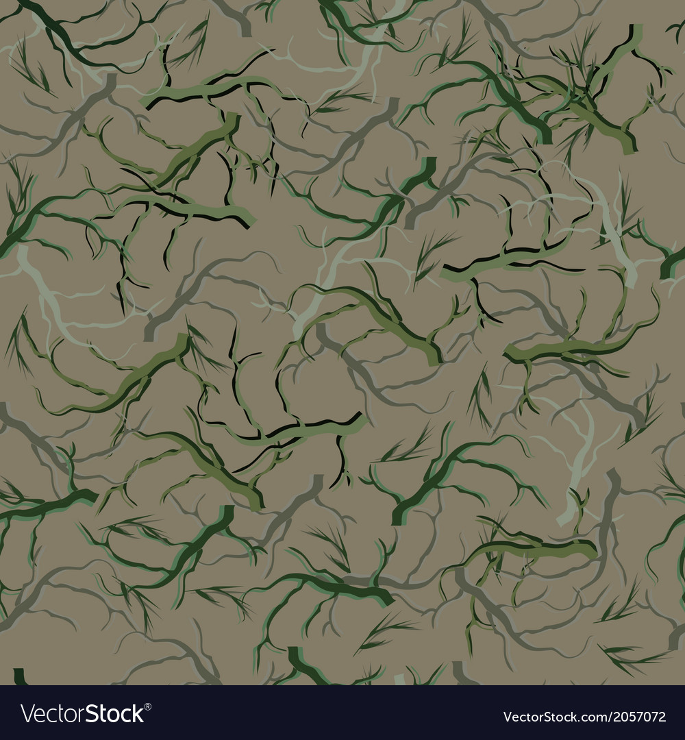 Camouflage seamless 1 vector | Price: 1 Credit (USD $1)