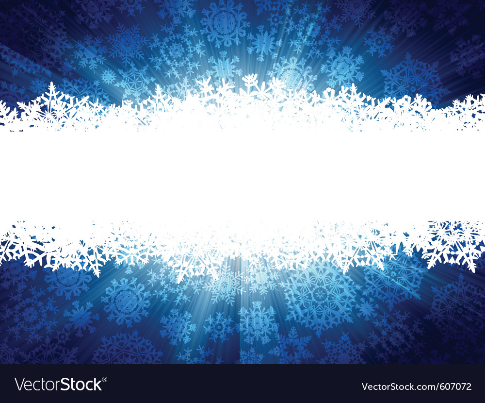 Winter background vector | Price: 1 Credit (USD $1)