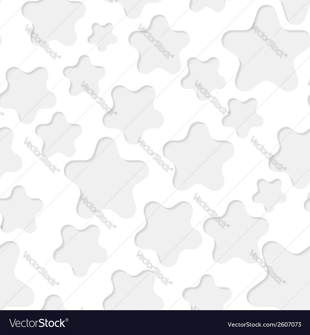 Stars seamless paper pattern vector | Price: 1 Credit (USD $1)